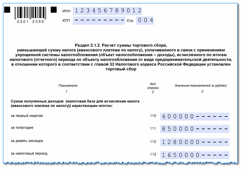 Декларация по УСН 2019 года: сроки сдачи, способы предоставления, образец заполнения