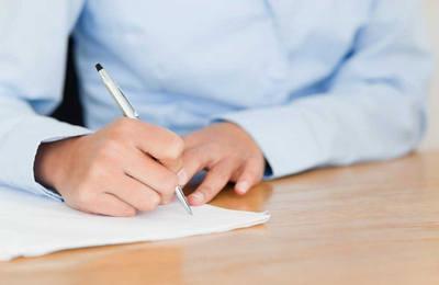 Заявление на увольнение по собственному желанию образец написания на 2019 год