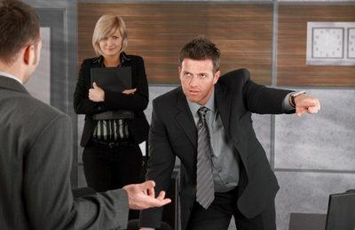 Шантаж на работе и склонение к увольнению по собственному желанию