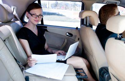 В командировках можно пользоваться такси